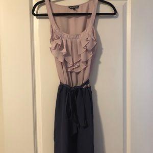 Silk, Purple Express dress